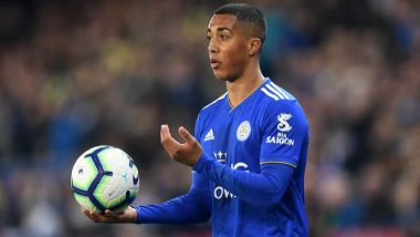 Leicester City Signs Youri Tielemans From Monaco for Club Record Fee of £40 Million