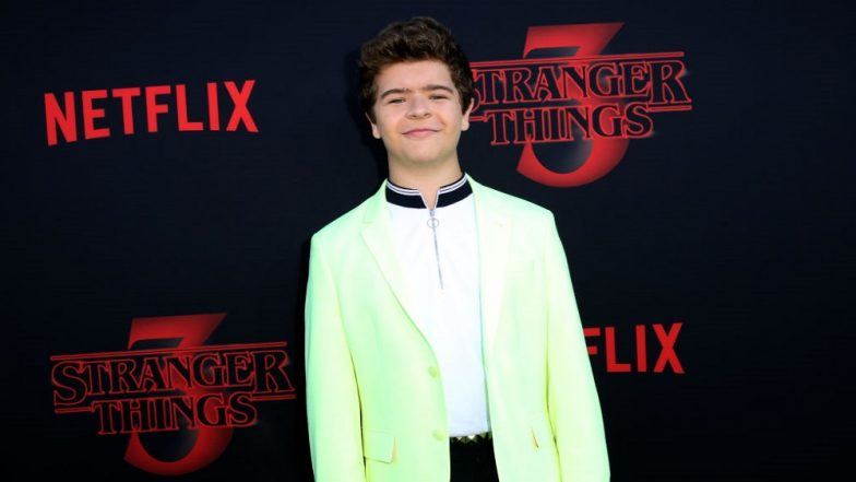 With Fame Comes Responsibility, Says Stranger Things Actor Gaten Matarazzo