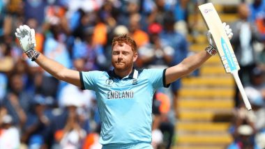 Yesterday's News Is Today's Fish and Chip Paper: Jonny Bairstow