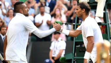 Rafael Nadal Teaches Nick Kyrgios Lesson at Wimbledon 2019, Champion Angelique Kerber Knocked out