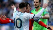 How To Watch Argentina vs Chile, Copa America 2021 Live Streaming Online in India? Get Free Live Telecast Of South American Championship Match Score Updates on TV