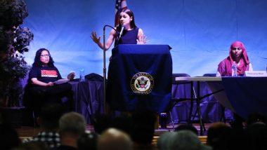 US Cop Charlie Rispoli Threatens to Shoot Non-White Congresswoman Alexandria Ocasio-Cortez in Facebook Post