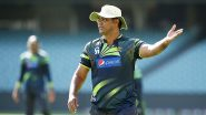 England Will Probably Be a Touch Light in Their Middle Order, Feels Pakistan Coach Waqar Younis