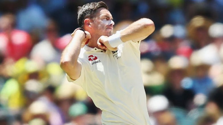Ashes 2019 Series: James Anderson Ruled Out of Second Test at Lord's Due to Calf Injury