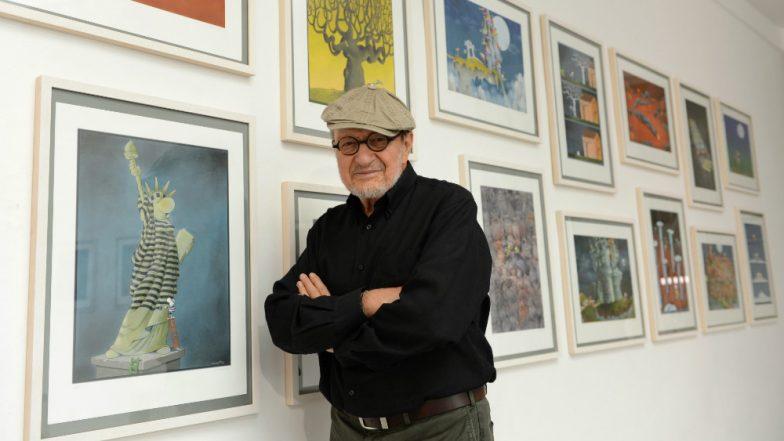 Guillermo Mordillo, Argentine Cartoonist Passes Away at 86