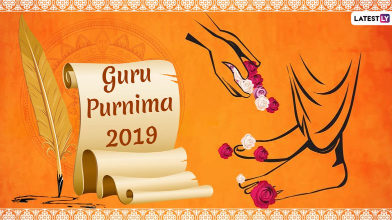 Guru Purnima 2019 Date: History And Significance of Vyasa Purnima Dedicated to Teachers
