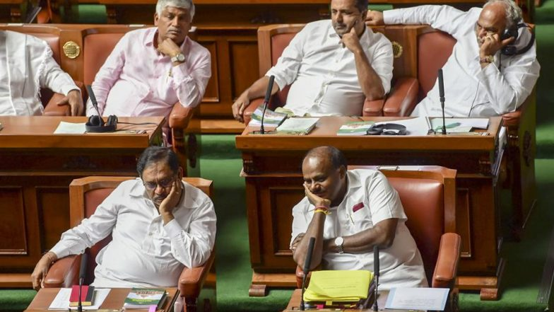 Karnataka Trust Vote Today: Can HD Kumaraswamy Prove Majority of JDS-Congress Government? Here's What May Happen