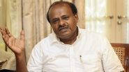HD Kumaraswamy, Ex-Chief Minister of Karnataka, Tests Positive for COVID-19