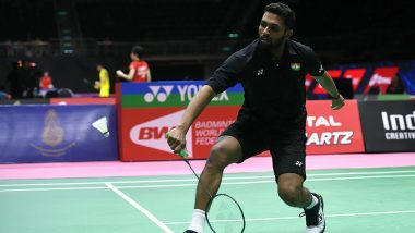 Japan Open 2019: HS Prannoy Defeats Compatriot Kidambi Srikanth in First Round