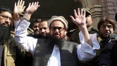 Pakistan Court Admits Hafiz Saeed's Petition Seeking Quashing of Cases Against Him, Issues Notice to Counter-Terrorism Department