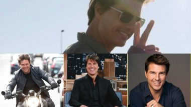 Happy Birthday Tom Cruise! Times May Change But The Mission Impossible Actor's Million Dollar Smile Remains Constant - View Pics!