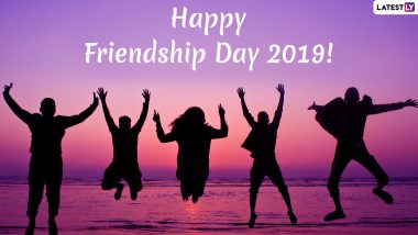 Happy Friendship Day 2019 Wishes And Greetings in English: WhatsApp Stickers, Quotes, SMSes And Messages to Share With Your Friends