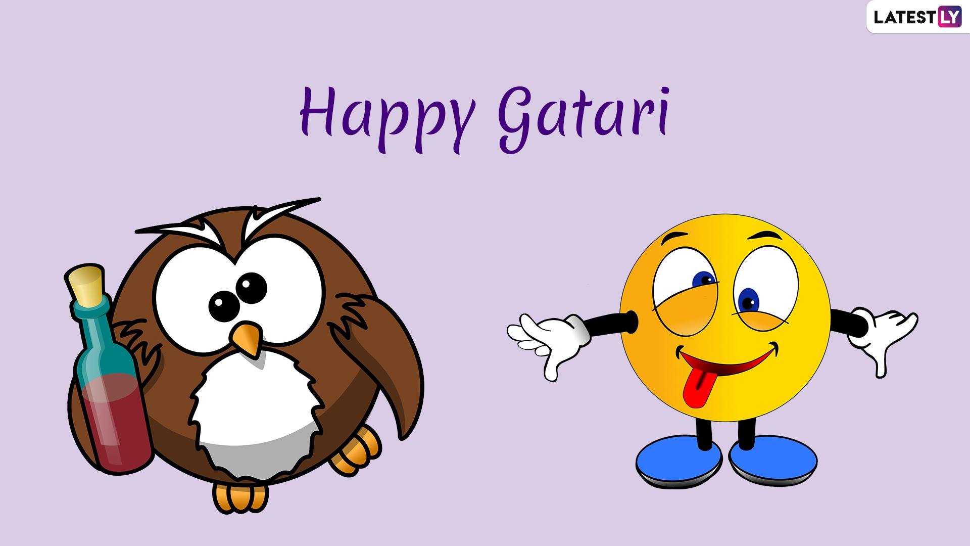 Gatari 2019 Funny Memes and Messages: Marathi WhatsApp Jokes