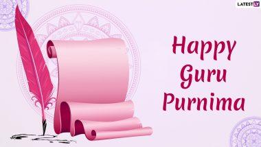 Guru Purnima 2021 Dos and Don'ts: Things to Do on Vyasa Purnima to Celebrate the Day of Gurus and Teachers
