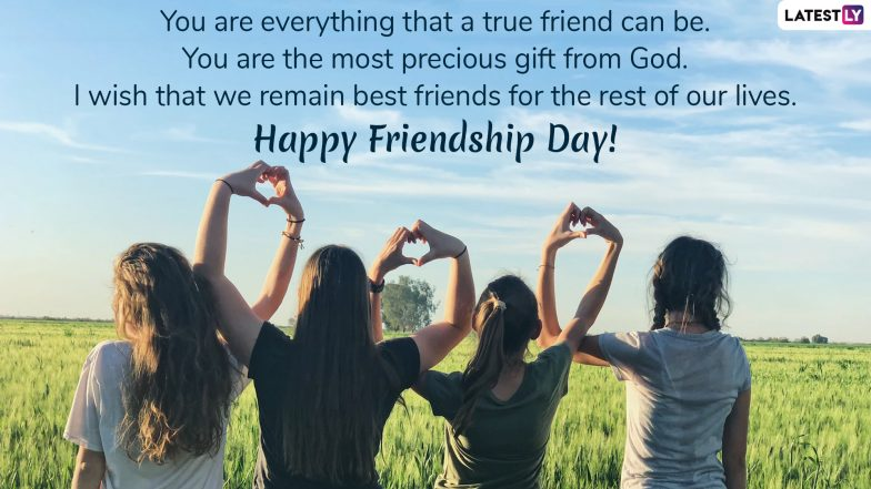 Happy Friendship Day 2019 Wishes And Greetings In English Whatsapp Stickers Quotes Smses And Messages To Share With Your Friends Latestly