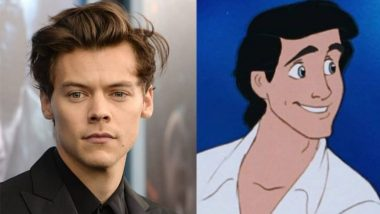 Harry Styles Is Being Considered To Play Prince Eric In Disney's Little Mermaid Live-Action Y'all!