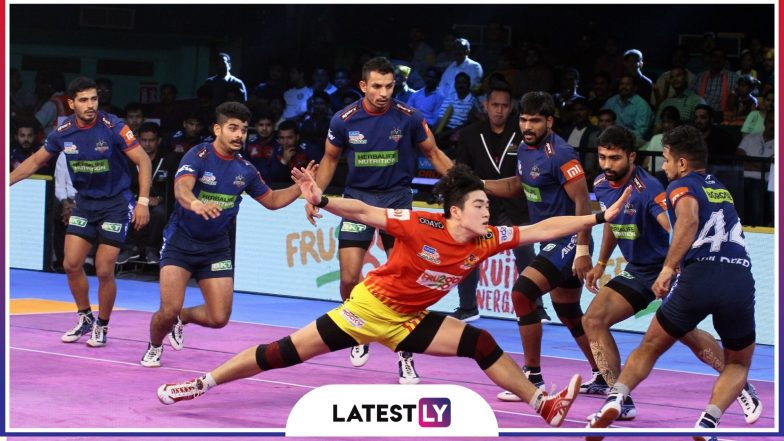 Haryana Steelers Team Squad in Pro Kabaddi League 2019: List of All Players and Schedule of Dharmaraj Cheralathan-Captained Side In VIVO PKL 7