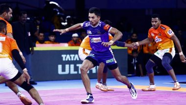 PKL 7 Match Results: Haryana Steelers Outplay Puneri Paltan 34–24 to Begin Campaign with Victory