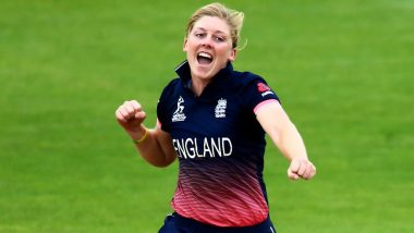 England Announce Squad for Women's Ashes T20Is Against Australia