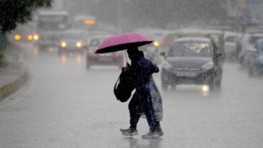 Heavy Rain Warning in Kerala: Red Alert Issued in 2 Districts; Schools in Kannur, Kasargod & Malappuram Districts Declare Holiday on July 23