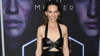 I Am Mother Star Hilary Swank to Be Honoured With Leopard Club Award at Locarno Film Fest 2019