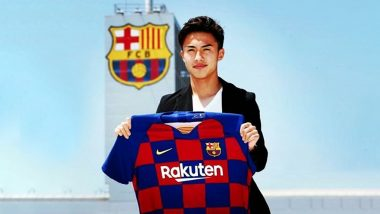 Barcelona Transfer News: La Liga Giants Sign Japan's Hiroki Abe From J-League Club Kashima Antlers