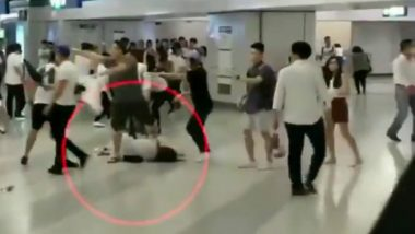 46 Injured as Rod-Wielding Mob Storms Hong Kong Railway Station