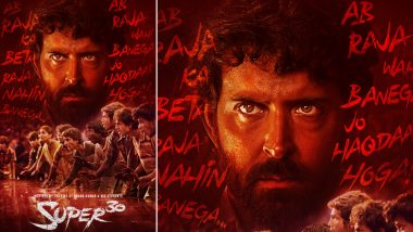 Vikas Bahl's Super 30 Full Movie Leaked on TamilRockers for Free Download, Hrithik Roshan's Film's Box Office Collection in Trouble?