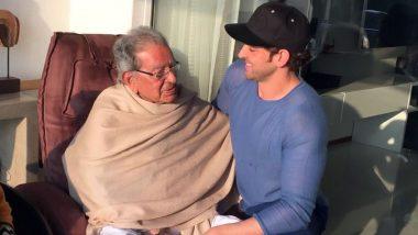 Hrithik Roshan's Grandfather, Bollywood Filmmaker J Om Prakash Passes Away at 93