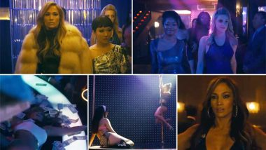 Hustlers Trailer: Jennifer Lopez And Constance Wu Works the Stripper Pole While Cardi B Raps! (Watch Video)