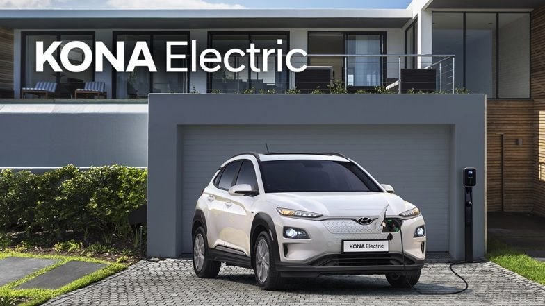 Hyundai Kona Electric SUV Car Launched in India: Price, Specifications, Features, Images and All You Need to Know About E-SUV