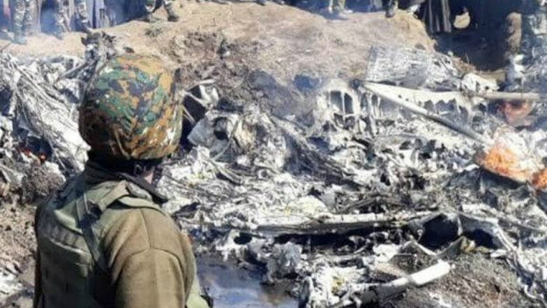 Mi-17 Chopper Crash Over Srinagar: Confusion Created by IAF Officer in ATC Being Blamed For Fatal Accident