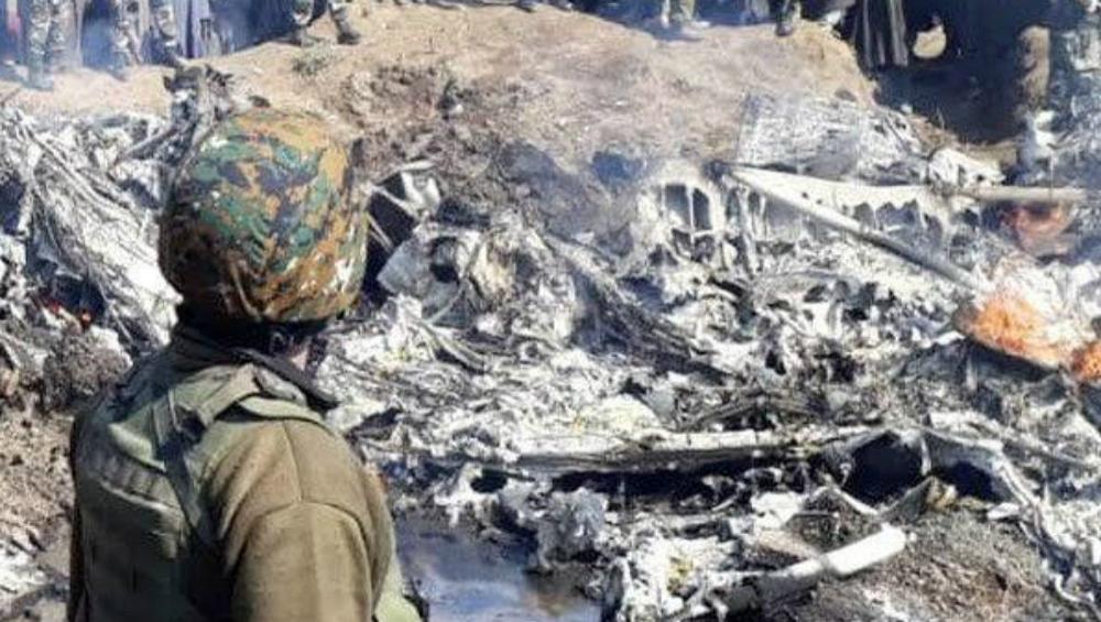 Mi-17 Chopper Crash: IAF Action Against 6 Officers, 2 to Face Court-Martial