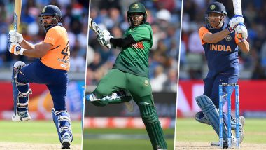IND vs BAN, ICC Cricket World Cup 2019, Key Players: Rohit Sharma, Shakib Al Hasan and Other Cricketers to Watch Out for in Birmingham