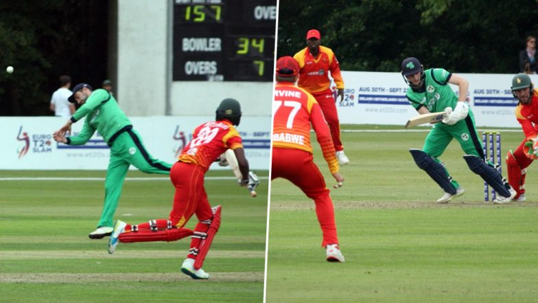 Live Cricket Streaming of Ireland vs Zimbabwe 2019 2nd T20I Match: Watch Free Telecast and Live Score of IRE vs ZIM Game on 'Cricket Ireland TV' YouTube