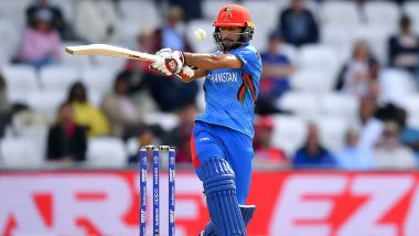 Afghanistan's Ikram Ali Khil Breaks Sachin Tendulkar's 27-Year-Old World Record in Match Against West Indies