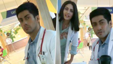 Sanjivani 2: Surbhi Chandna and Namit Khanna's Attempt to Speak in Bengali Will Crack You Up (Watch BTS Video)