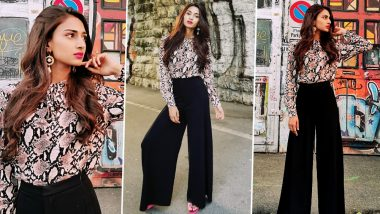Erica Fernandes Is Such a Swiss Delight in These New Pictures