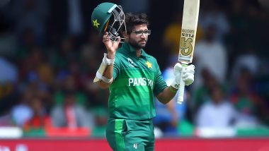 Imam-Ul-Haq Apologises to PCB After Being Accused of Having Multiple Affairs, Says Matter Went Out of Hands Due to Misunderstanding