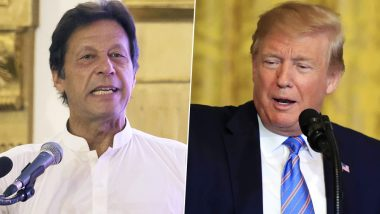 Imran Khan-Donald Trump Meet: US President Wants Pakistan to Take 'Irreversible' Action Against Terror Outfits