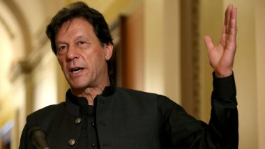 Pakistan PM Imran Khan Warns US of Any Misadventure Against Iran
