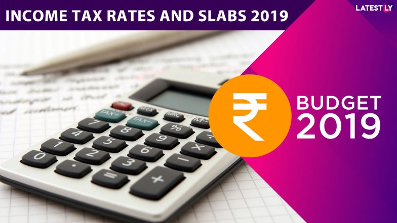 Income Tax Slabs Remain Unchanged in Budget 2019, 3% Increase in Surcharge for Taxable Income From Rs 2 to Rs 5 Crore and 7% for Income Above Rs 5 Crore