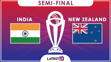 India vs New Zealand Highlights of Semi-Final Match: India Crash Out of ICC Cricket World Cup 2019
