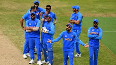 Rift in Indian Cricket Team With Players Divided in Virat Kohli and Rohit Sharma Camps, Claims Report; Is This the Reason Behind India's Ouster From CWC 2019?