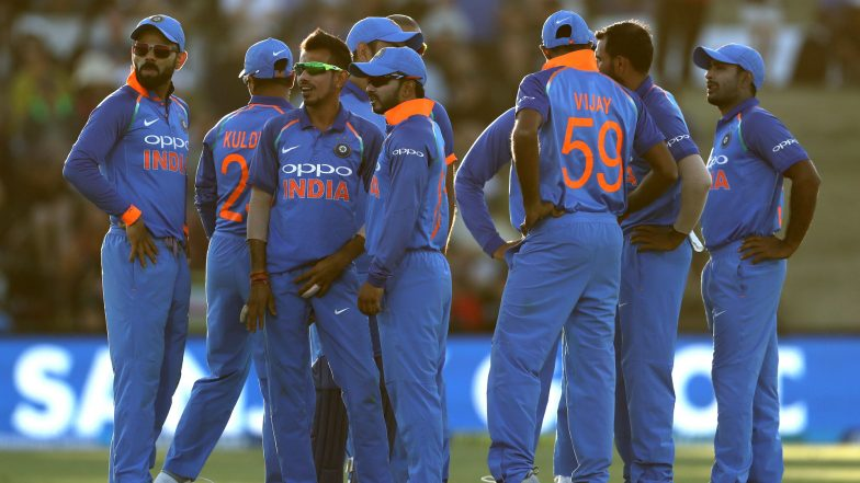 Team India Forced to Stay in Manchester Until World Cup 2019 Final Day, July 14, As BCCI Fails to Arrange Tickets for the Players on Immediate Basis