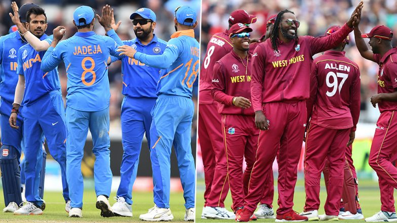 Team India Selection For West Indies Tour 2019 on July 21: MS Dhoni's Retirement to Rohit Sharma-Virat Kohli Split-Captaincy, Reasons Why IND vs WI Series is Excessively Hyped!