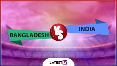 Live Cricket Streaming of India vs Bangladesh Match on DD Sports, Hotstar, Star Sports and Gazi TV: Watch Free Telecast and Live Score of IND vs BAN ICC CWC 2019 ODI Clash on TV and Online
