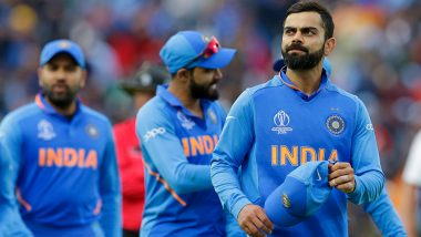 World Cup 2019: Senior Indian Cricketer Under Violated BCCI's 'Family Clause', Stayed With Wife For Entire CWC