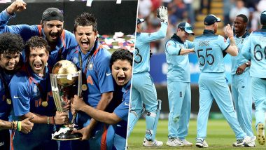 England's Journey in CWC 2019 – A Deja Vu of India's Triumph in 2011 World Cup?