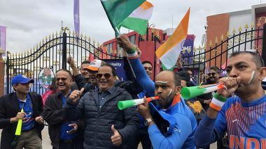 CWC 2019: No Regular Tuesday for Indian Fans at Old Trafford Ahead of IND vs NZ Semi-Final Clash